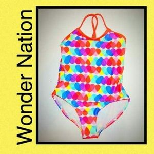 BUY 2 GET 1 Gorgeous Multicolored One Piece! XS